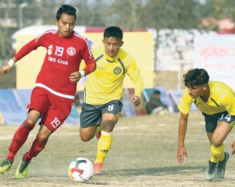 Sankata to face Dauphins in quarters
