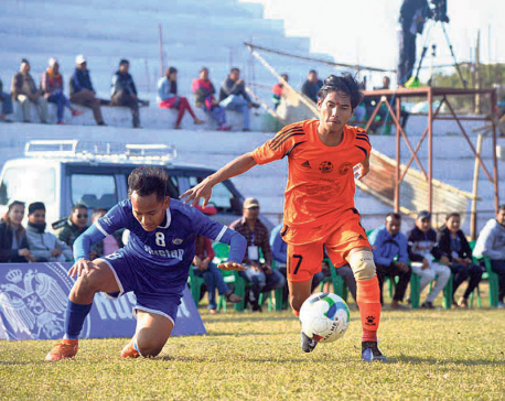Three Star into Simara final, sets summit clash with Army
