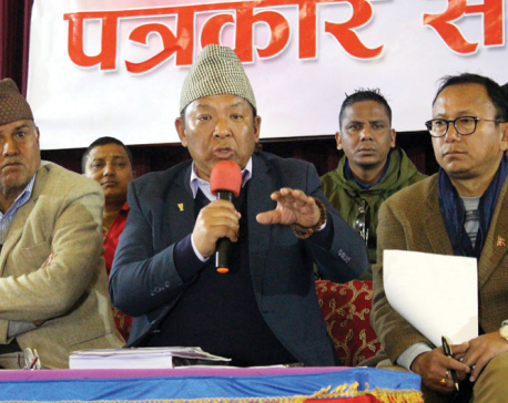 Sherpa pledges to investigate corruption charges
