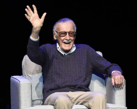 Stan Lee to get superhero send-off at Hollywood memorial