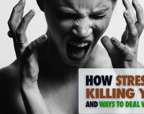 Five simple ways to destress