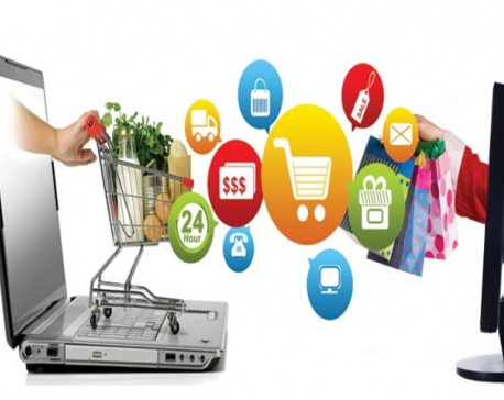 Online shopping trending amongst youngsters