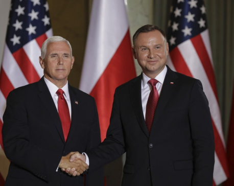 US, Poland sign joint document on 5G technology cooperation