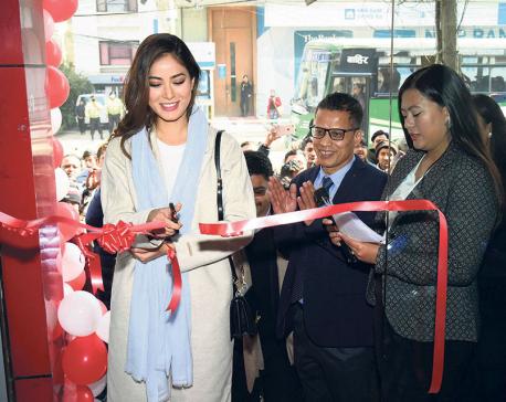 Yamaha opens new showroom in Kantipath