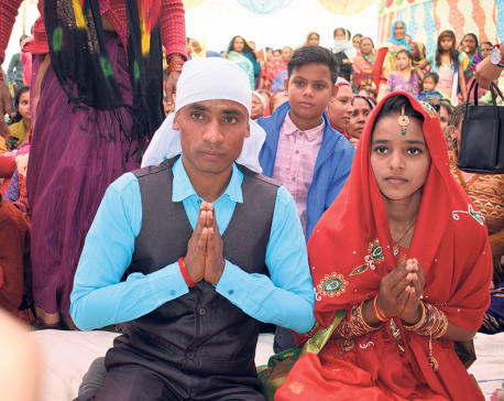 Young couple wraps up their wedding in just Rs 4000 and in 17 minutes