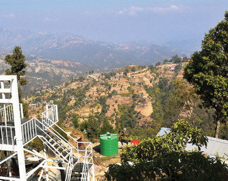Zip-line to attract adventure tourists to Dhulikhel ahead of Visit Nepal 2020