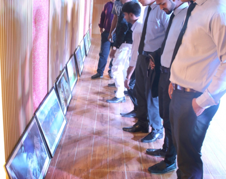One-day photo exhibition showcasing Nepal in Bangladesh