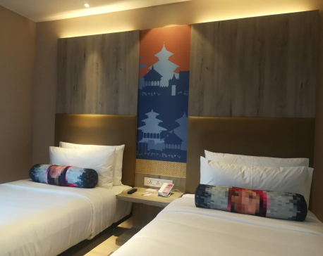 Aloft Kathmandu bringing people together