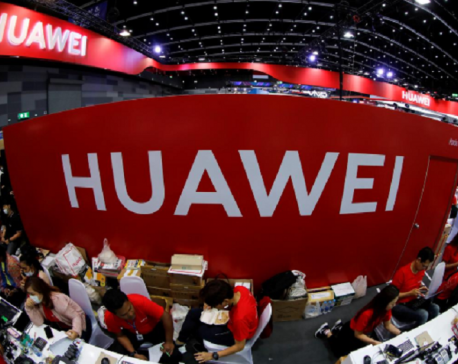 Huawei's H1 revenue growth accelerates despite U.S. sanctions