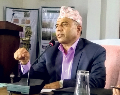 Minister Khanal rules out possibility of cabinet reshuffle
