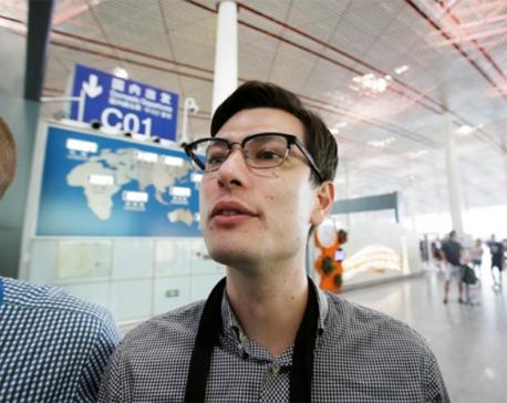 North Korea says freed Australian student had been spying: KCNA
