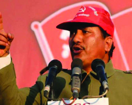 Why Chand-led Maoists are now inclined to talks