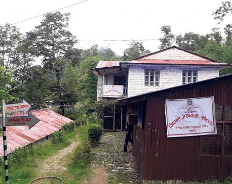 Pricey tarai hospitals beckon as facilities in hills are rudimentary