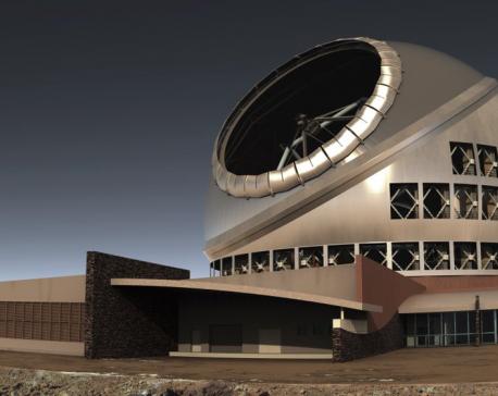 Divisive telescope to restart building next week in Hawaii
