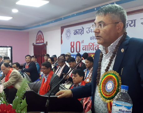 Violence unacceptable in Buddha's land: Minister Banskota