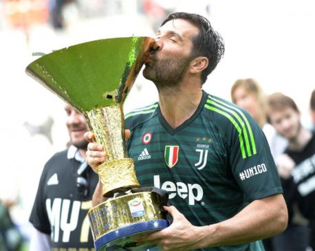 Veteran Buffon returns to Juventus after year at PSG