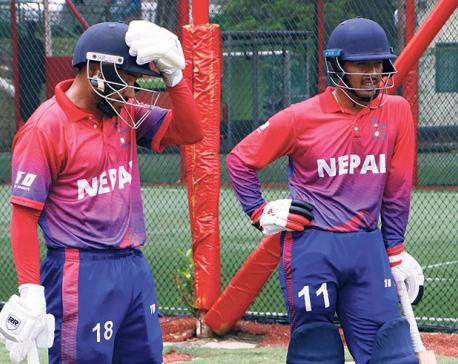 Malla's fastest T20 half-century helps Nepal register first win