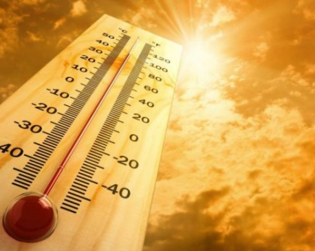 Temperature in the Netherlands tops 40 degrees Celsius for first time