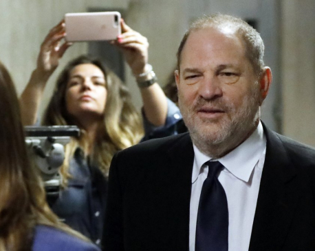 Weinstein overhauling legal team as trial looms in 60 days
