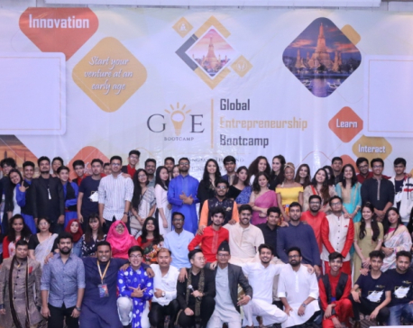 Fifth Global Entrepreneurship Bootcamp held in Thailand