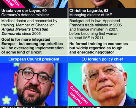 Infographics: EU chooses next leaders