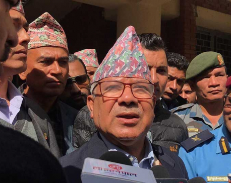 Time has come for govt to evaluate its performance, says NCP leader Nepal