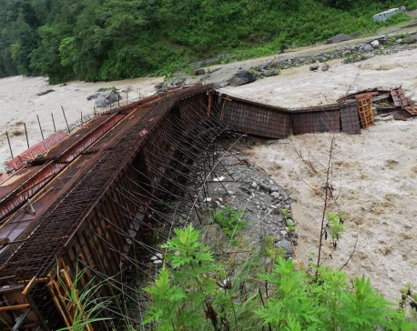 Contractor of Madi bridge to get second deadline extension