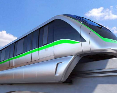 KMC to launch monorail in Kathmandu within three years