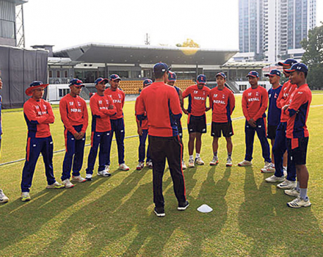 Nepal strong favorite to book Asia Cup spot