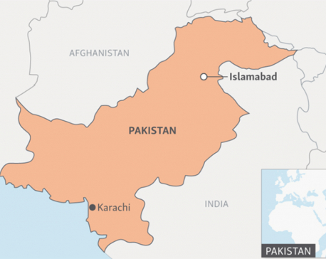 Pakistani military plane crashes into garrison city, kills 17