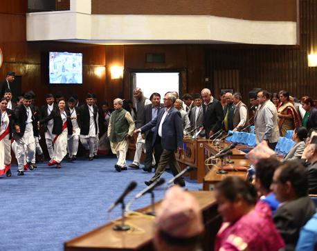 Opposition accuses speaker of working at govt's behest