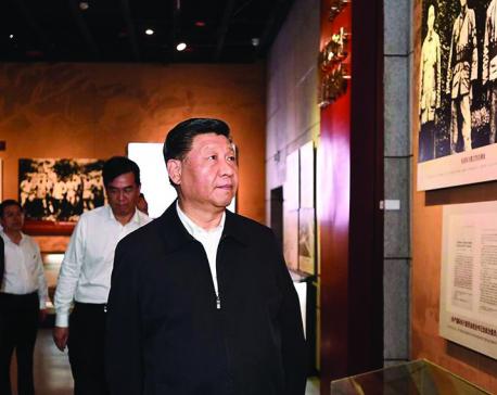 China's long view