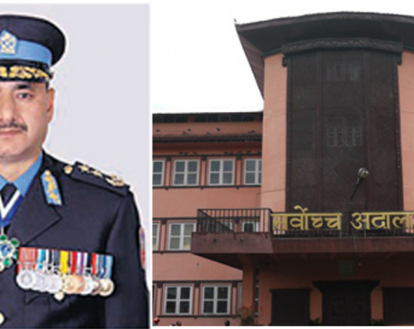 SC rejects ex-IGP Thakuri's review plea