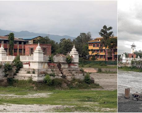 Rebuilding Ranipokhari