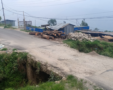 Narrow culverts in wide roads increase risk of accidents