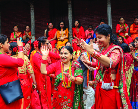 DAO, Kathmandu, urges to celebrate teej in decent and disciplined way