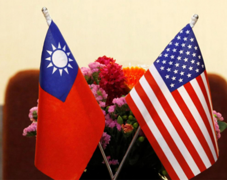 U.S. State Department approves possible $2.2 billion arms sale to Taiwan