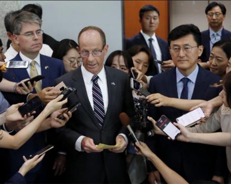US wants role in efforts to settle South Korea-Japan dispute