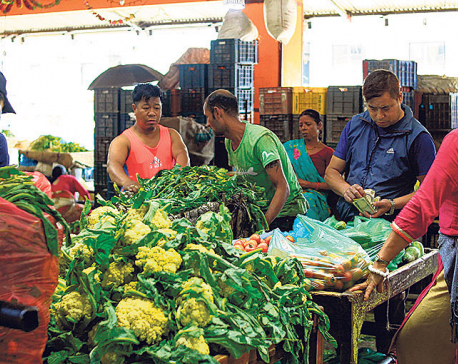 Dependency on India for vegetables continues amid insufficient local production