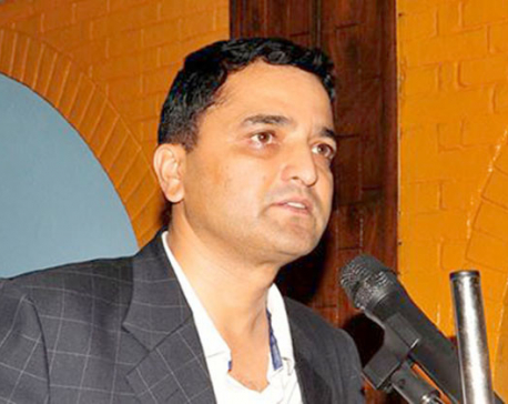 Yogesh Bhattarai to take oath of office as tourism minister at 4 pm today