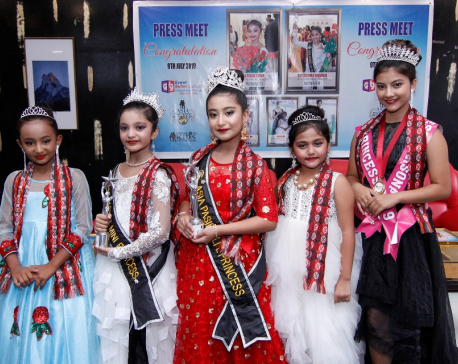 Nepali Kids Shine in Singapore