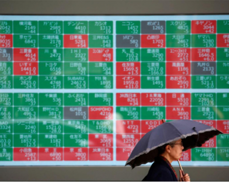 Asian shares weaken as trade optimism fades