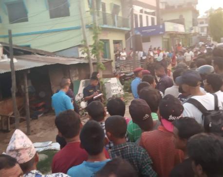 Five injured in Dhangadi explosion