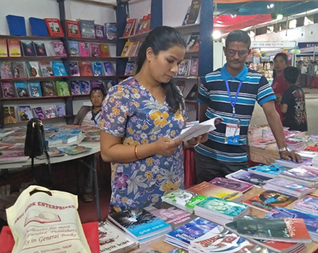 Custom duty on books causes cancellation of book fair