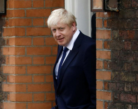 'I'll make Britain great again', Johnson says, echoing Trump