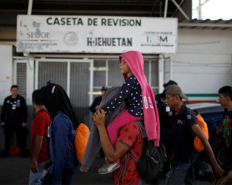 Mexico to help create 20,000 jobs in Honduras to curb migration
