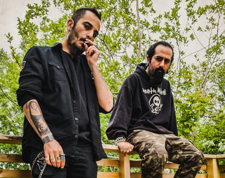 Iran's Confess sentenced to 14 1/2 years in prison + lashing for playing metal