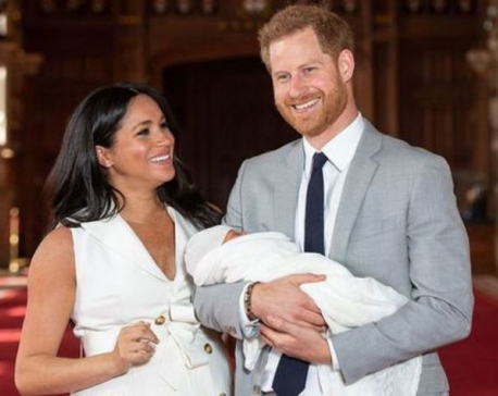 Meghan Markle, Prince Harry's son Archie's godparents will be kept a secret