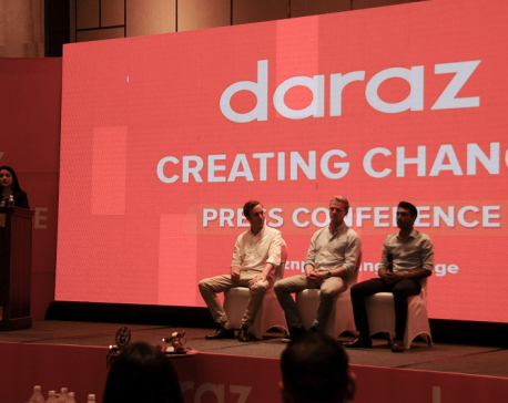 Daraz creating change