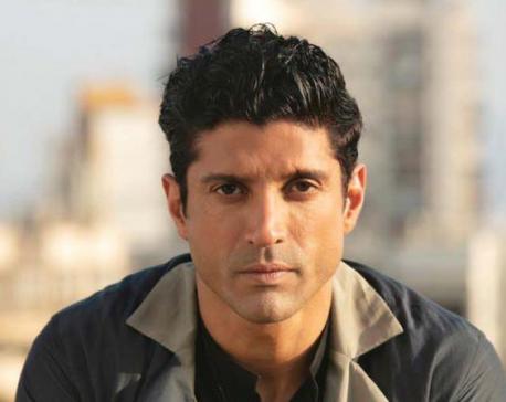 Farhan Akhtar gets 'Toofan' ready!